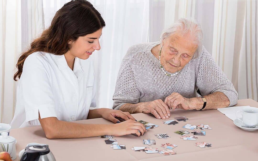 The Benefit of In-Home Care for a Parent Living with Dementia